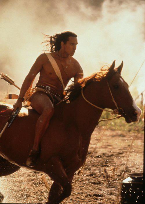 Michael Greyeyes, beautiful Native man