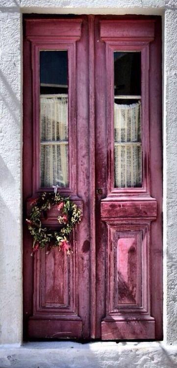 Dreamy Doors ...