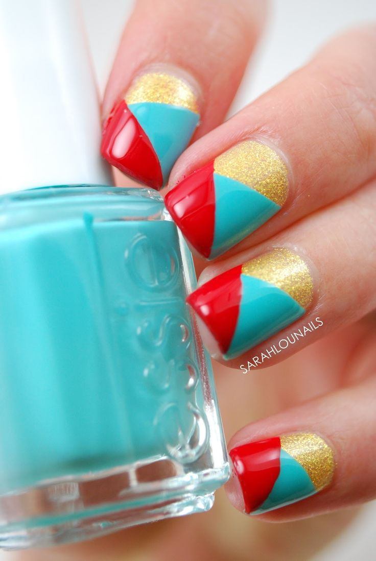 93 best Essie Polish Nail Art images on Pinterest | Essie polish ...