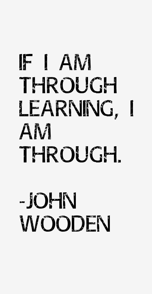 John Wooden Quotes & Sayings (Page 7)