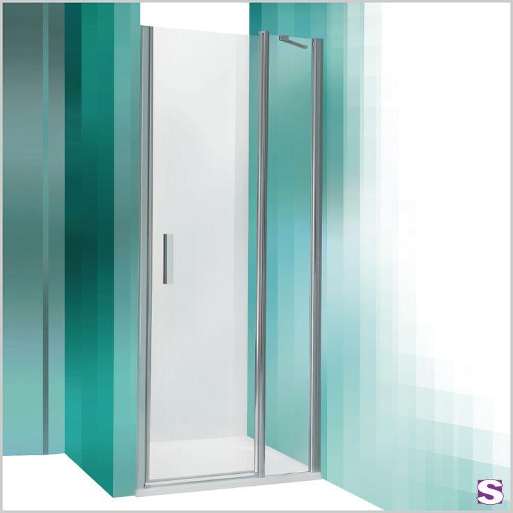 Dusche Pendelt?r Glas : Nischen-Dusche Saana mit Pendelt?r – SEBASTIAN e.K. ? Maximal