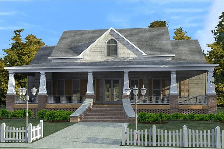 Craftsman style house plan 3 beds 2 5 baths 2366 sq ft for Houseplans com craftsman