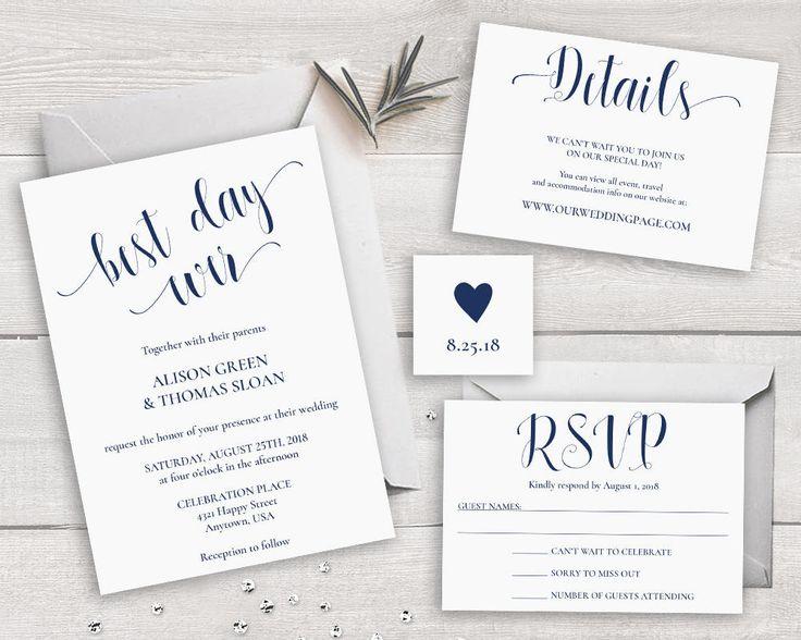 Molto Oltre 25 fantastiche idee su Font invito a nozze su Pinterest  ZO36