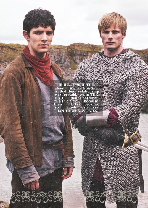 one of my fandoms is Merlin; and if you want to see where i mainly post it, check out my Merlin board!