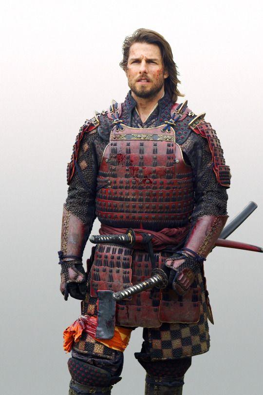 Tom Cruise  - The Last Samurai (2003)