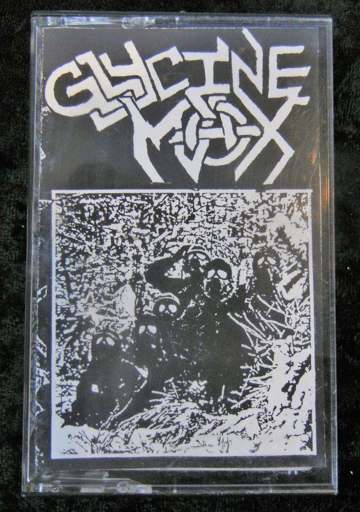 Glycine Max 1991 Violent Mind / Peaceful Demo/Live Tape - RARE Crust Punk DIY #CrustPunk