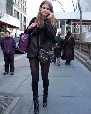 Alexander Wang Brenda Washed Shoulder Bag