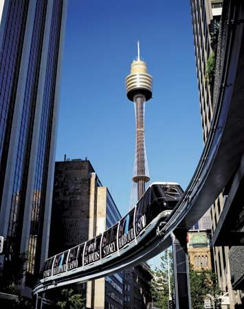 Already bought our tickets to visit the Sydney Tower!