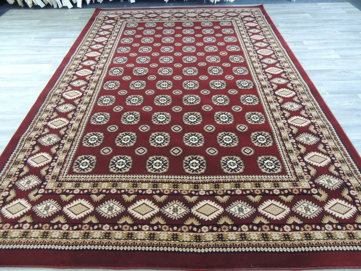 TURKISH RUG SIZE(290 x 200CM)