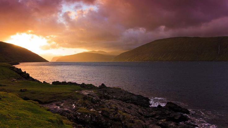 Isole Faroe nord danimarca