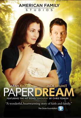 Paper Dream DVD- For as long as she can remember, Christy Davis has dreamed of being a mother, but things haven't worked out the way she imagined them as a young girl. When hopes of getting pregnant seem impossible, she and her husband Matt turn to adoption, but will that be enough to fill their longing for a child? Dove approved CBD Stock No: WW232727 good movie