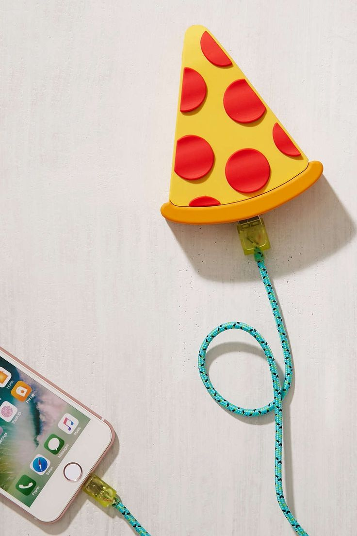 Pizza Slice Portable Power Charger - Urban Outfitters