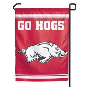NCAA  Arkansas Razorbacks 11x15 Garden Flag