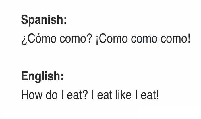 20 Funniest Memes About Spanish Language For People That Tried Learning It Learning Spanish Spanish Language Spanish
