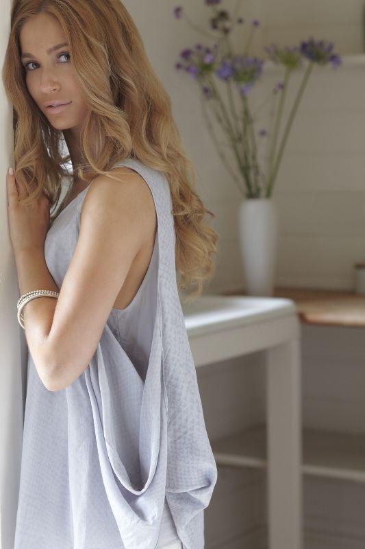 SanCerre Spring Summer fashion range.  <3 the soft blue subtle snake print. Available end July 2013. www.sancerre.com.au