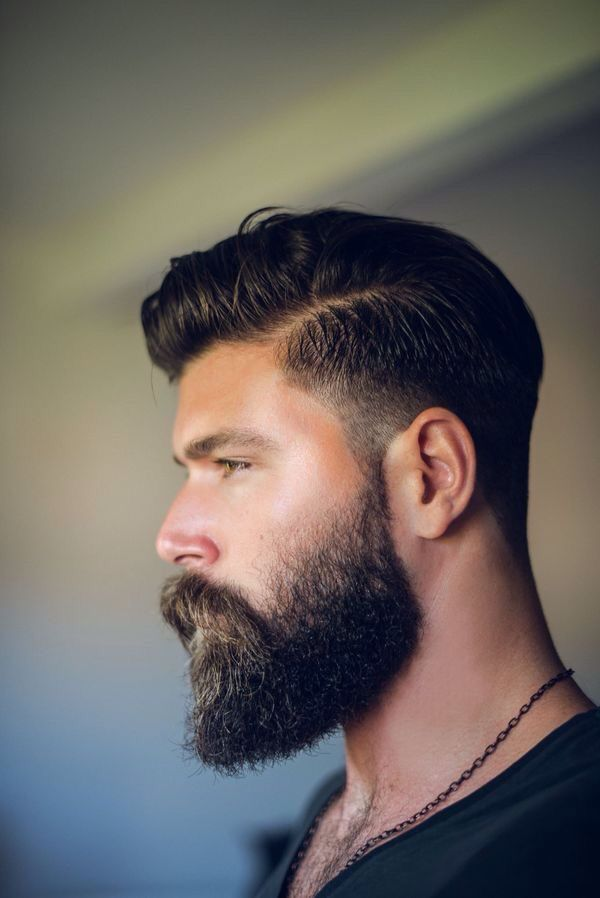 cool hair and beard styles les 293 meilleures images du tableau f y sur 9333 | 1ef6f3e374d2f5bd04260140bf8b1b3d cool beard styles mens beard styles