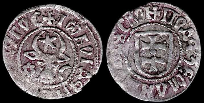 """Moldavia - Bogdan III cel Orb (1504-1517) """"Bogdan III changed the monetary system in use during the reign of his father (based on the Turkish aspers) to the traditional one, former standard until the first part of the reign of Petru III Aron (1454-1455)."""""""