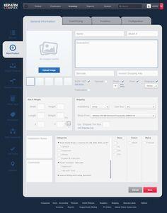 Thông tin cho trang ruột profile setting