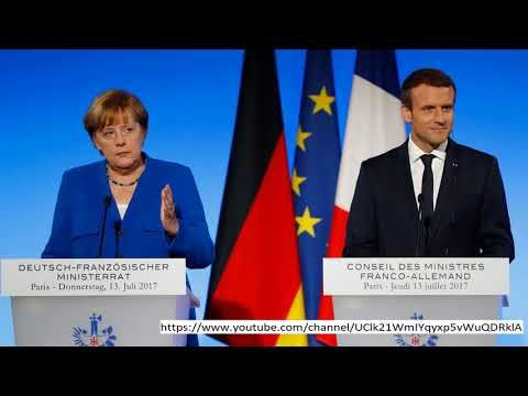 00Fast News, Latest News, Breaking News, Today News, Live News. Please Subscribe! EU has 'ONE YEAR left' – THIS referendum may DESTROY Merkel and Macron's superstate schedule THE European Union endure the most important hazard yet, in keeping with a German bureaucratic...