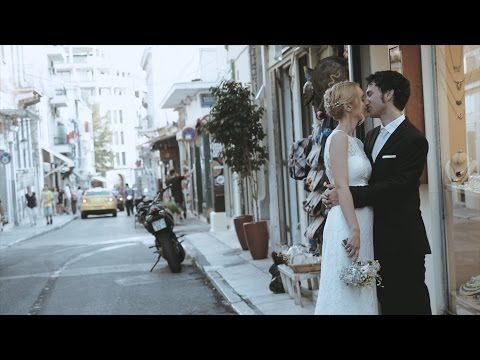 Greece vintage wedding video