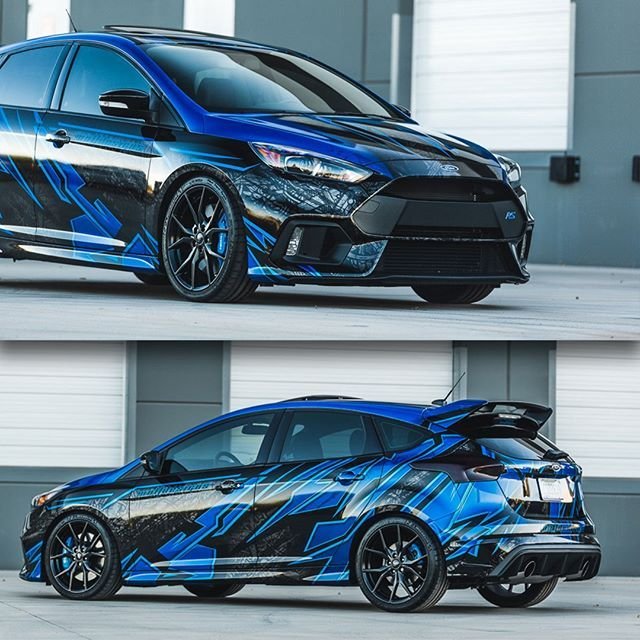Oh My Goodness Kylewyle Focus Rs Featuring A Set Of Agencypower