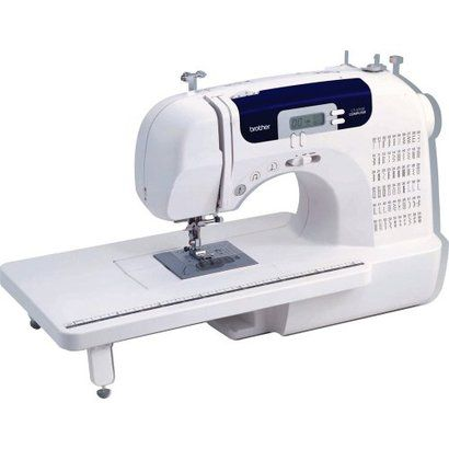 SEW WHAT: This is the machine that I want to start out with ... I see it's gotten a lot of good reviews, and it's inexpensive. With 60 stitches to choose from, I'm sure it could keep me busy for a while. @Marilyn Bowen this needs to be added to my list. Ha.