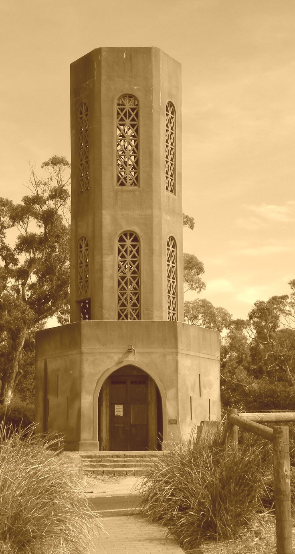 Arthur's Seat Tower, Arthur's Seat, Dromana, Mornington Penisula, Victoria, Australia by Andrea George