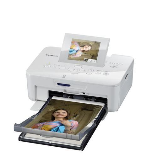 Canon CP910 White Impresora Fotográfica WiFi - Fnac.es - Impresora Foto