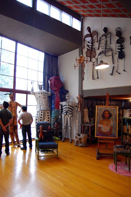Casa Estudio Diego Rivera