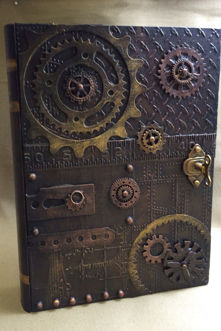 Welcome to the surreal steampunk apartment where jules verne meets tim - Andy Skinner Inspired Book Box