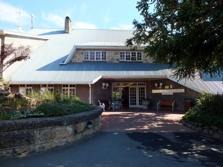 Cathedral Peak Hotel, Winterton, South Africa