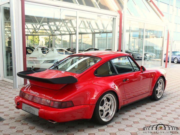 Porsche 964 Turbo 3.6 - Auto Salon Singen
