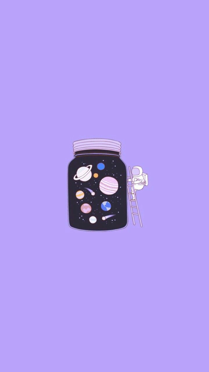 Pinterest Kvenceslau Purple Wallpaper Iphone Kawaii Wallpaper Aesthetic Iphone Wallpaper