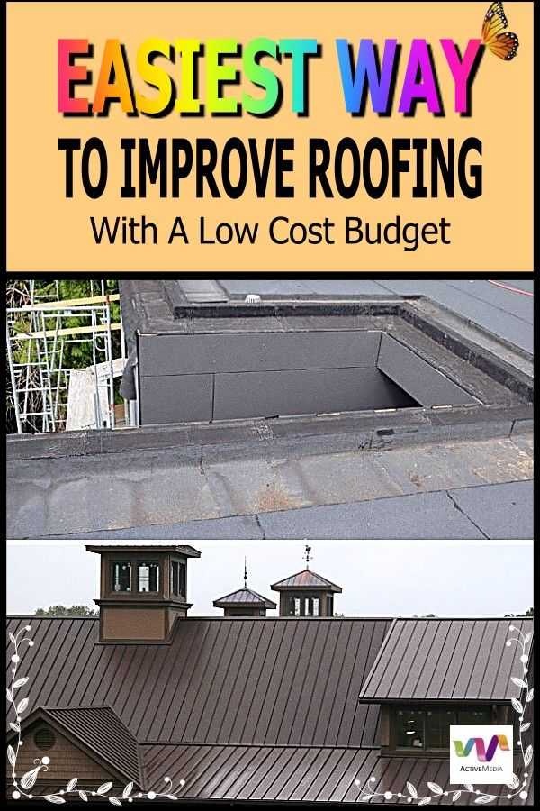 Looking For Roof Repairing Tips Check Out This Article In 2020 Roofing Cool Roof Roof Work