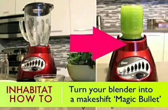 Turn a regular blender into a #smoothie & juice machine. #DIY #video help via Inhabitat. http://t.co/e53wN9GYhb