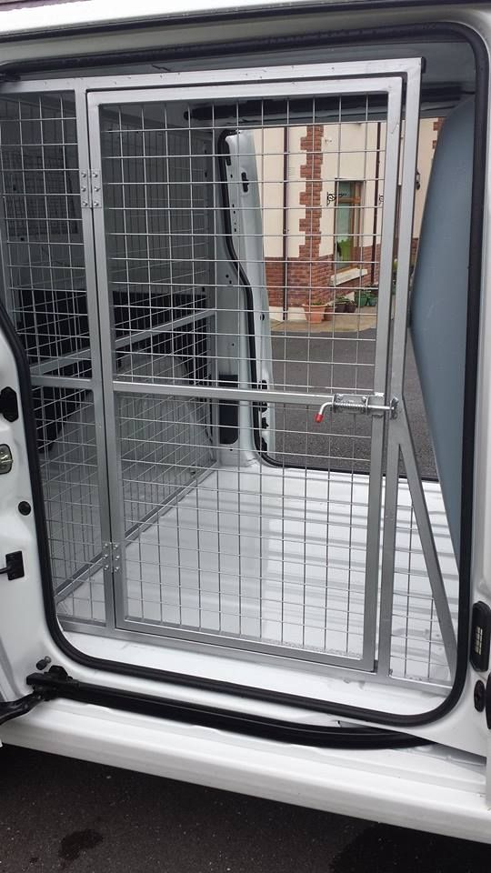 Dog Cage Van Conversion Dog Travel Dog Cages Dog