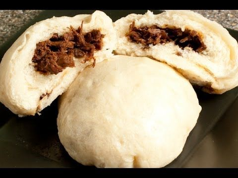 Guam chicken siopao recipe with picture of chicken siopao and videos on how to make siopao