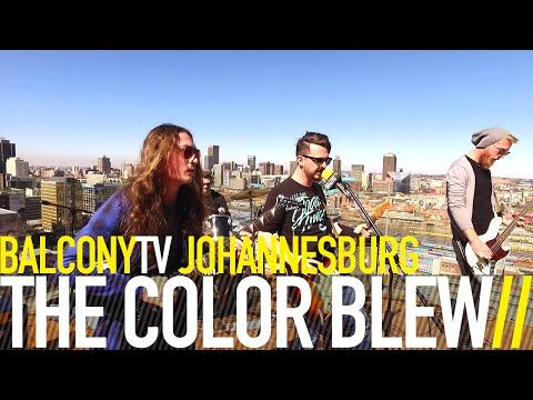 THE COLOR BLEW · THE COLOR BLEW · Videos · BalconyTV