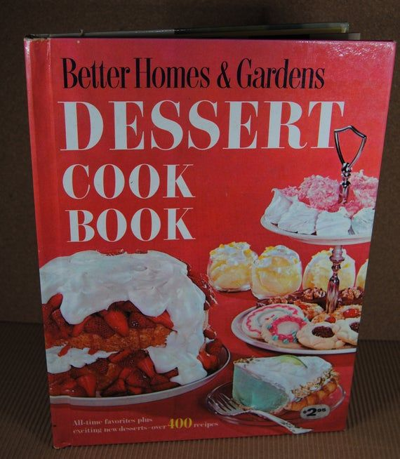 1ef766dda1607d173921fda7e8e1b849 - Better Homes And Gardens New Baking Book