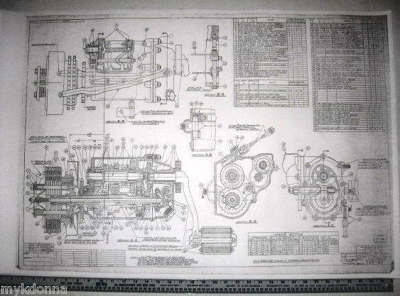 Ef A C B Ff Ee Fa on Knucklehead Engine Drawings