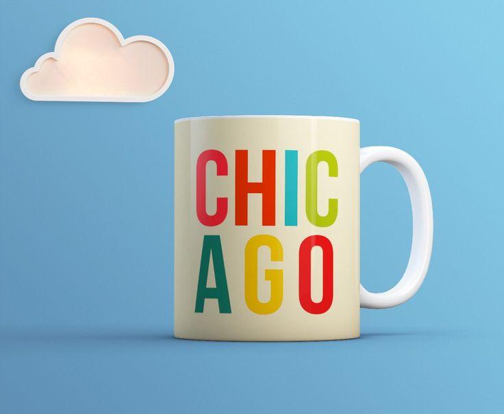 Chicago Mug - Chicago Souvenir