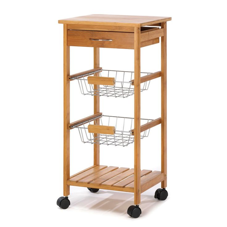 17 Best Ideas About Kitchen Carts On Wheels On Pinterest