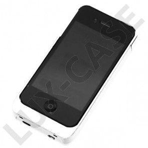 iPhone 4 Akkukotelo (Valkoinen)