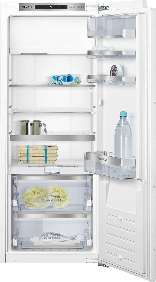 Siemens KI52FAD30 A++ Einbau-Kühlschrank, weiß, 55,8 cm breit, freshSense von Siemens-Großgeräte bei Elektroshop Wagner