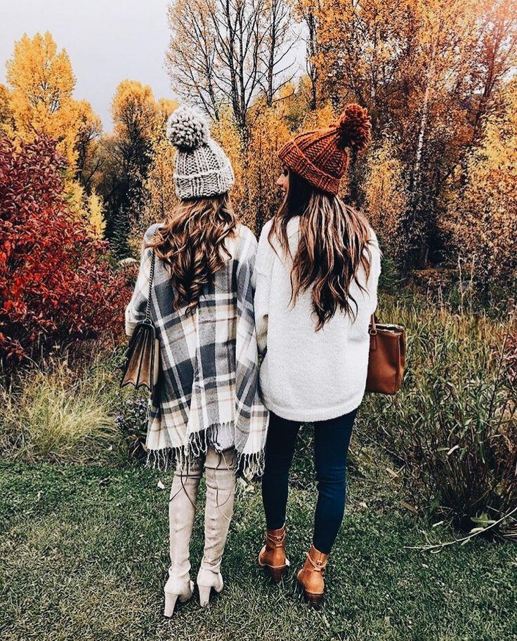Картинки осенняя дружба