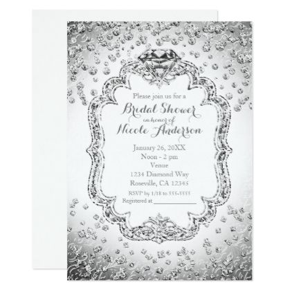 Best 25+ Bling invitations ideas on Pinterest Bling wedding - engagement party invites templates