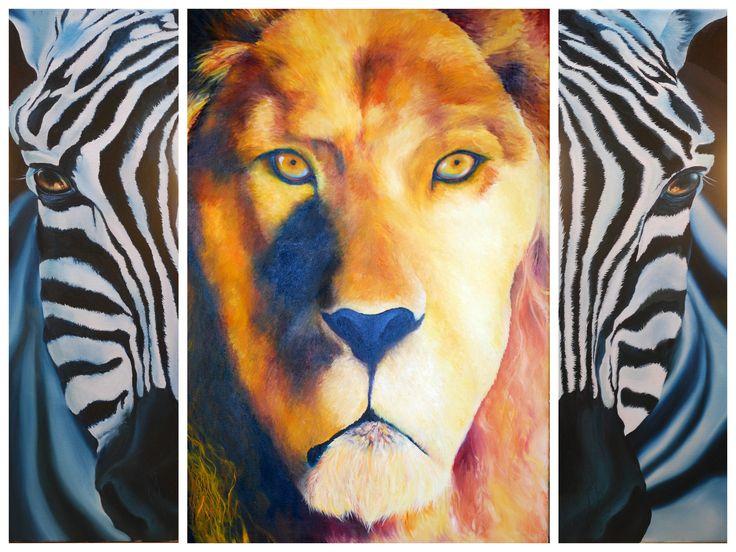 triptych art - Buscar con Google