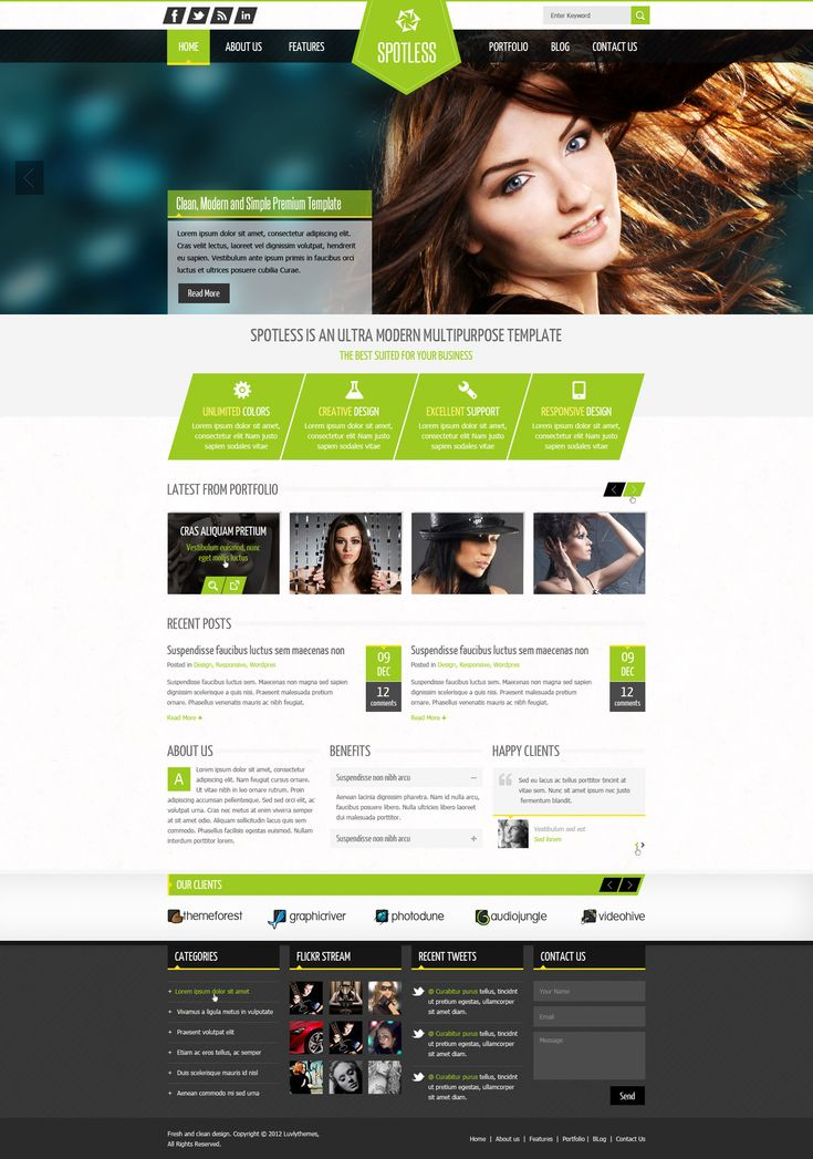 http://themeforest.net/item/spotless-clean-simple-premium-psd-template/3687093?WT.ac=category_thumb.seg_1=category_thumb.z_author=LuvlyThemes