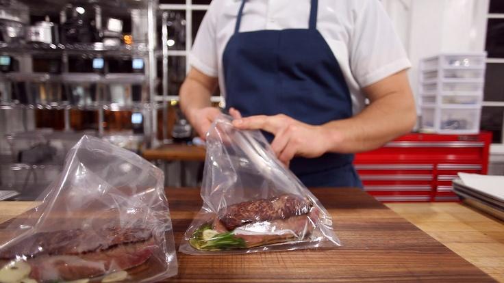 ChefSteps - Free Sous Vide Cooking Course - Sous Vide Recipes - Modernist Cuisine
