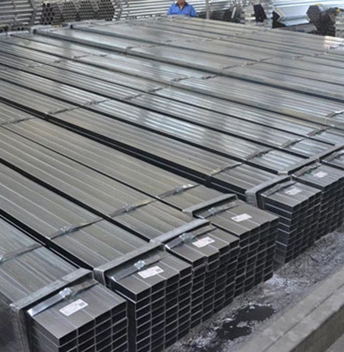 Pre Galvanized Steel Rectangular Steel Tube Related Sizes Grade Q195 Q345 Astm A500 Grade A B S355 Joh Jr J2h Size 1 In 2020 Galvanized Steel Steel Rectangular